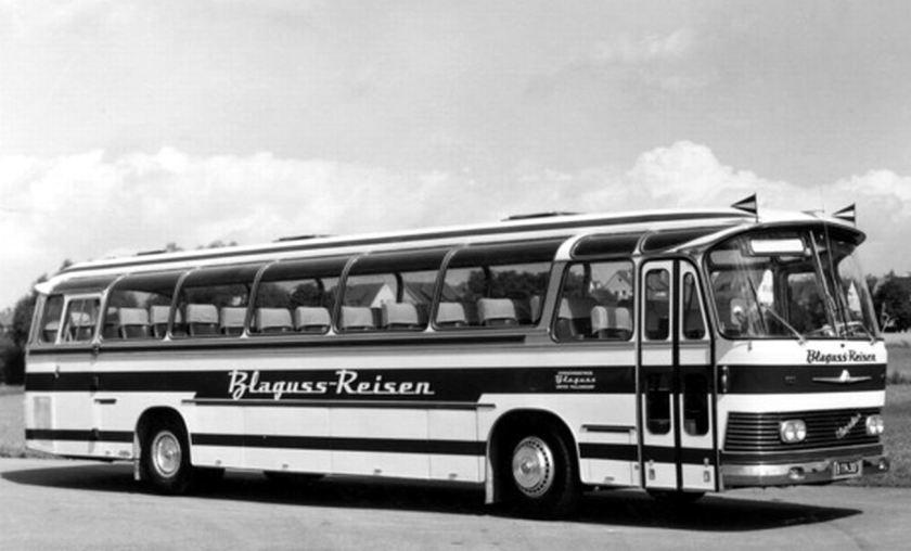 1966 Auwärter Neoplan NH 16 Typ Hamburg BLAGUSS