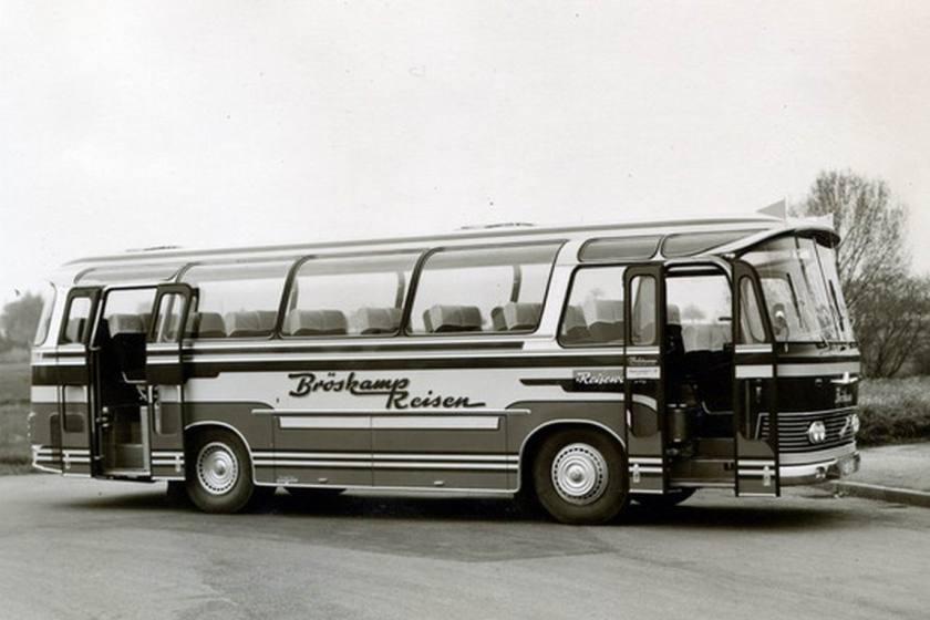 1966 Auwärter Neoplan Typ Hamburg NH 10 L BRÖSKAMP