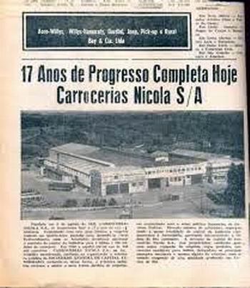 1966 Carrocerias Nicola S-A completa 17