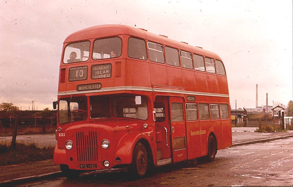 1966 Guy Arab V with Northern Counties H73F bodywork