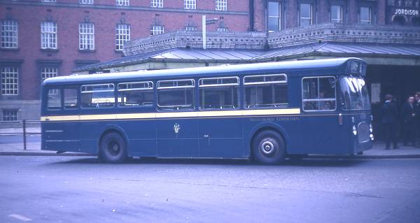 1966 Leyland Panther Cub with Northern Counties bodywork