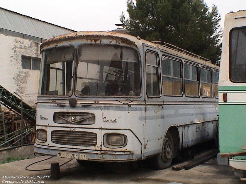 1966 Pegaso 5061 (Ciscar)