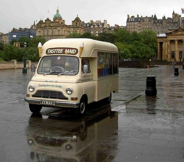 1967-74 Austin-Morris 250 JU Van