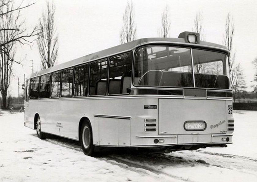 1967 Auwärter Neoplan NH 14 Linienwagen Stadtwerke REMSCHEID