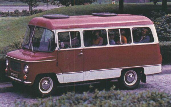 1968 Nysa N 521