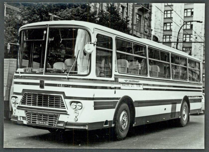 1968 Orlandi Mercedes-Benz O302