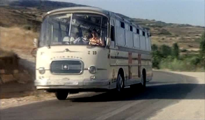 1968 Pegaso 5070 Setra S14