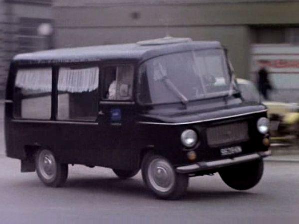 1969 Nysa 521 Karawan Hearse