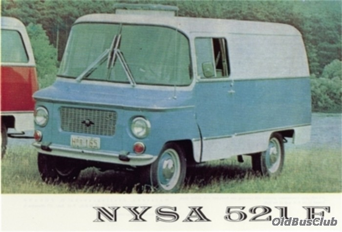 1969 Nysa N 521