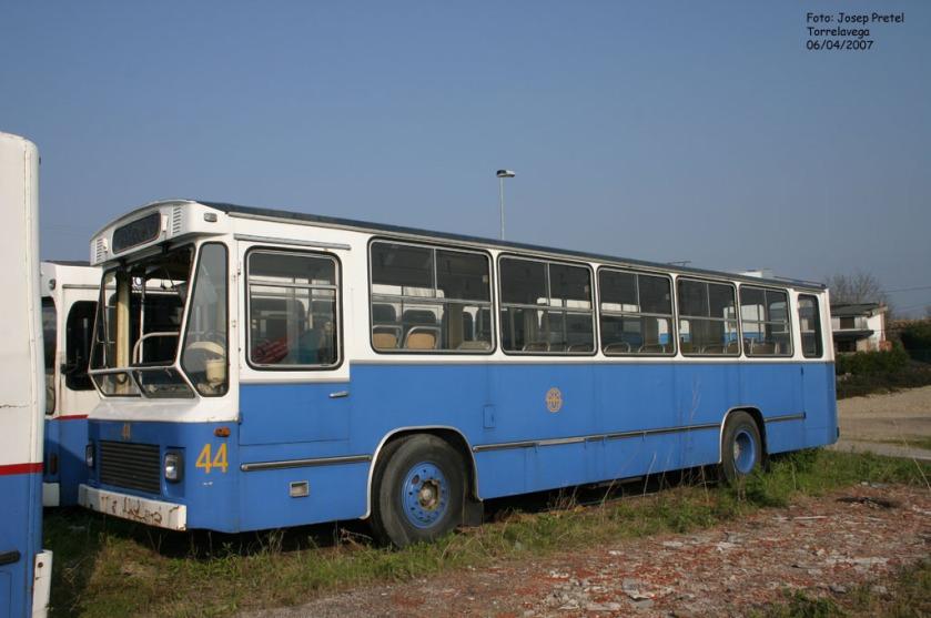 1969 Pegaso 5023