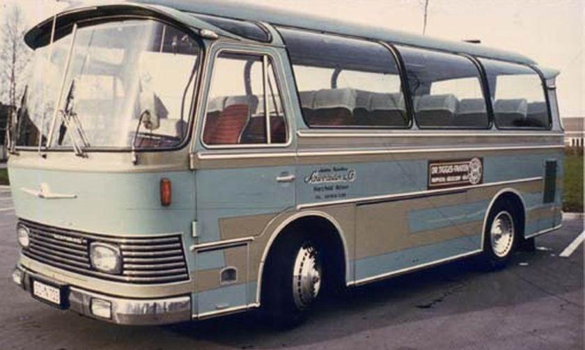 1971 Auwärter Neoplan ND6