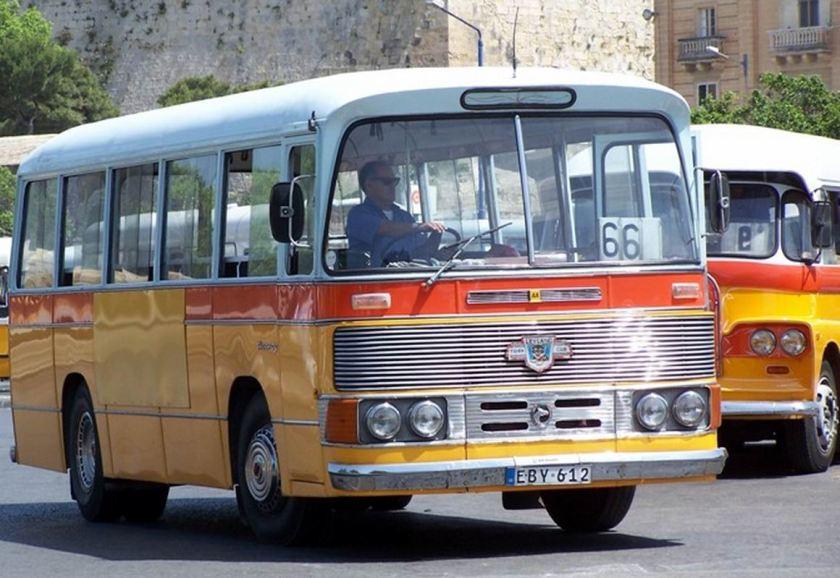 1971 Leyland Pegasus Debono Malta