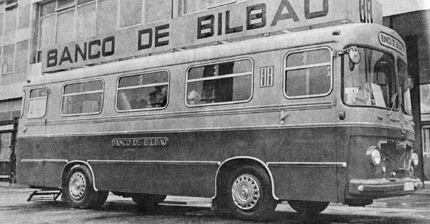 1971 Pegaso Bancobus