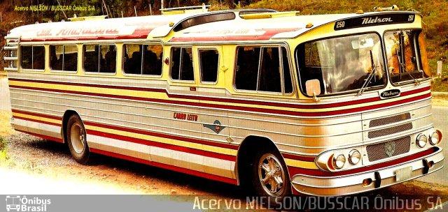1972 250, carroceria Nielson Diplomata, chassi Scania B75
