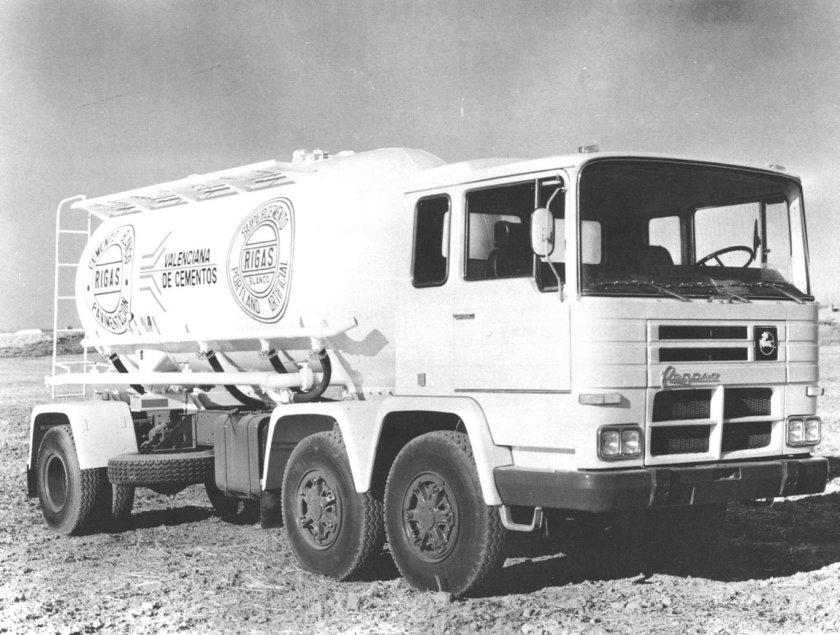 1972 Pegaso 1083 cuadradas