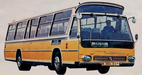 1973 Hispano Suiza Ayats Pegaso 5023 CL