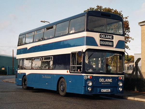 1973 Leyland Atlantean Northern Counties H47-35F