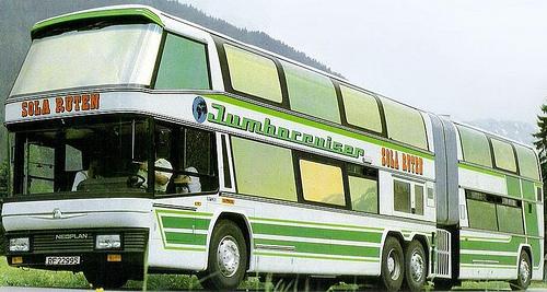 1973 NeoPlan Jumbocruiser