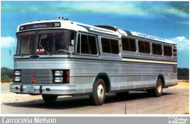 1974 carroceria Nielson Diplomata, chassi Magirus-Deutz Deutz