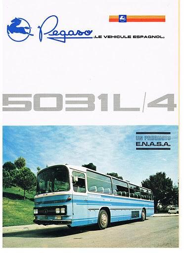 1974 PEGASO 5031L-4 4413