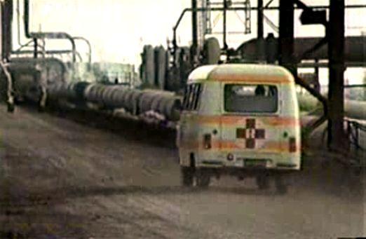 1976 Nysa 522 S R-1 ŚOTM Zabrze