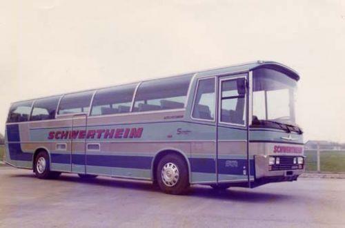 1977 Neoplan Jetliner N 216 H