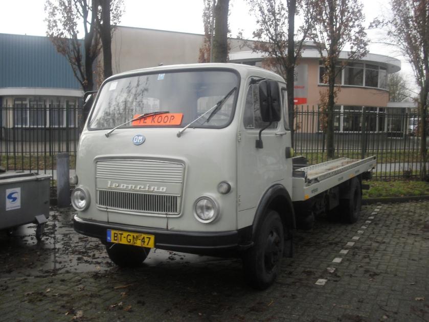 1977 OM Leoncino 35L BT-GN-47