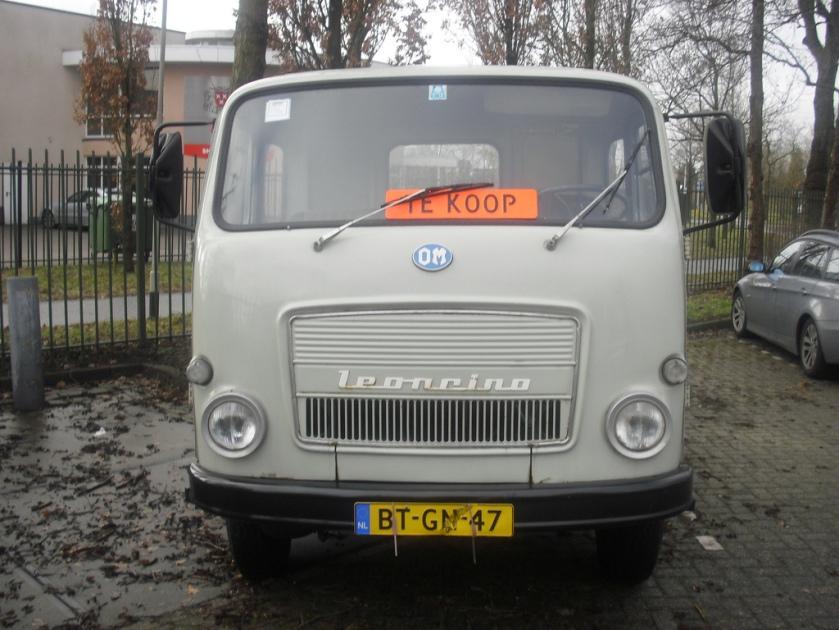 1977 OM Leoncino 35L