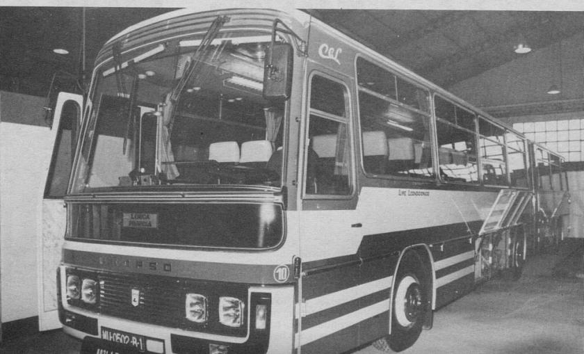 1977 Pegaso 6031A 2