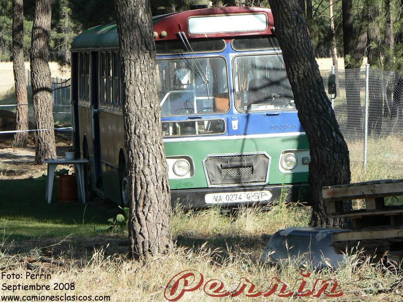 1978 Pegaso 6035-5 (Noge)