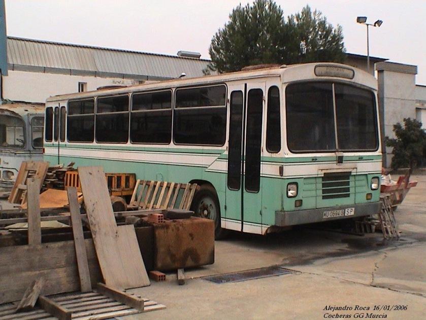 1982 Pegaso 5064A-1 (Cilsac)