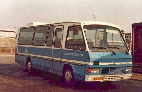 1983 Neoplan, een Auwärter 3033 1