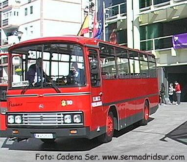 1983 Pegaso 5064B (Ugarte)