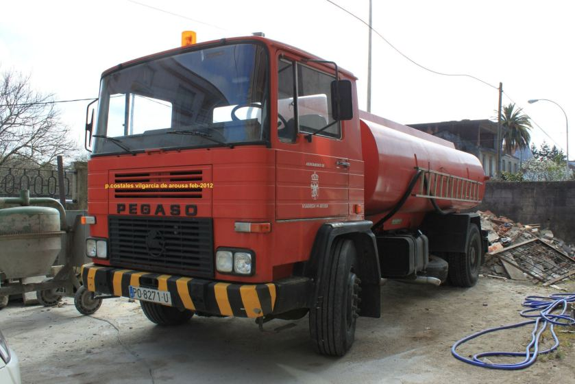 1984 Pegaso 1217.1