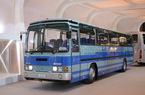 1984 Pegaso 5031-L-4 (Irizar Urepel)