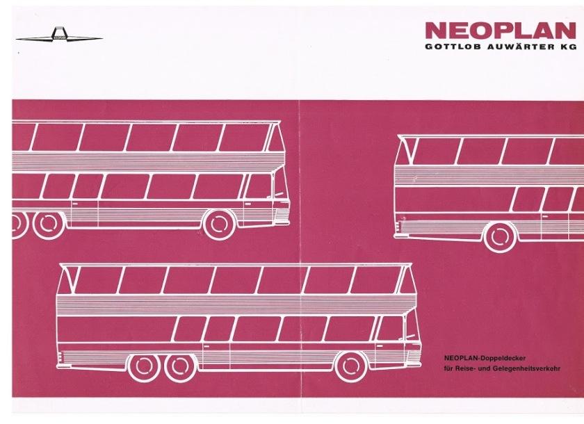 1985 NEOPLAN Dubbeldekker