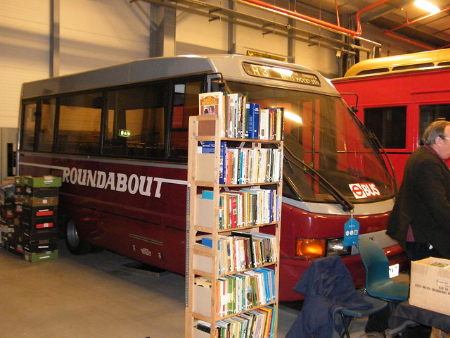 1985 Optare City Pacer Minibus