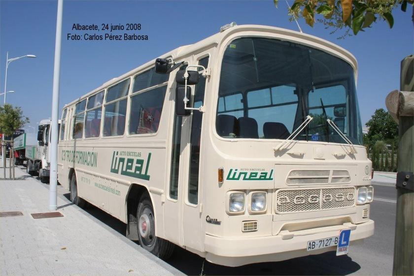 1985 Pegaso 5067DR (Ciscar)
