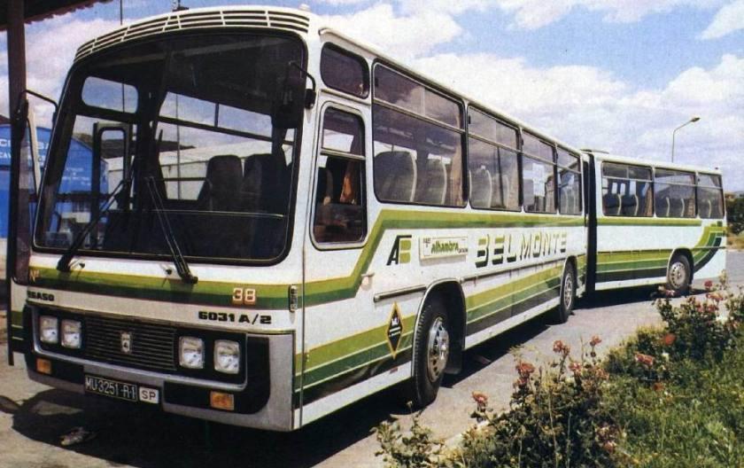1985 Pegaso Gelede 6031 a-s