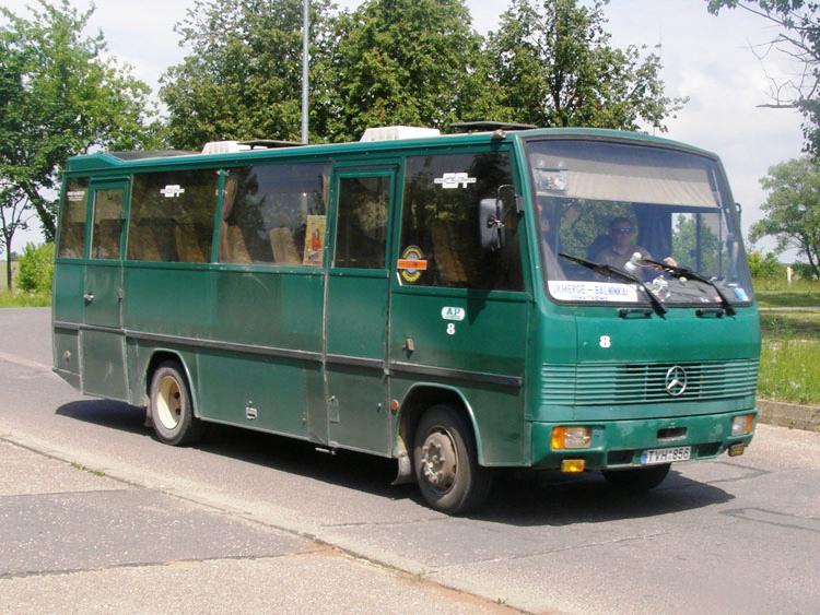 1988 Auwärter Clubstar Mercedes B Litouwen