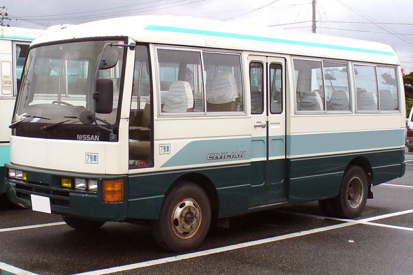 1988 Nissan Civilian 2