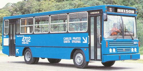 1989 Nielson Urbanus MB OF 1115