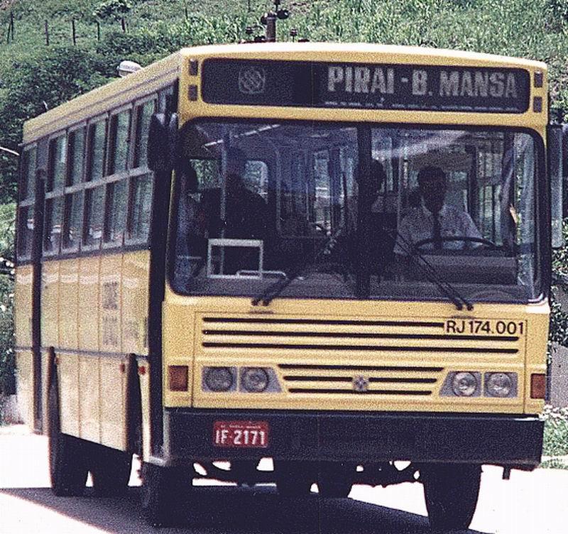 1990 Busscar Urbanus Brasil