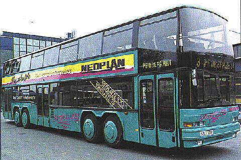 1990 Neoplan Megashuttle