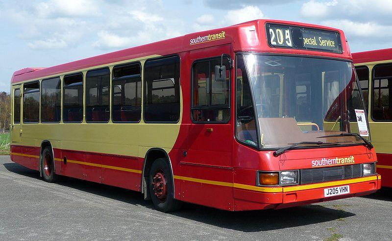 1990 Optare Delta