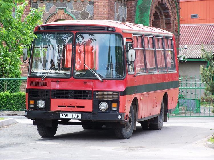 1990 PAZ 3205 Estland