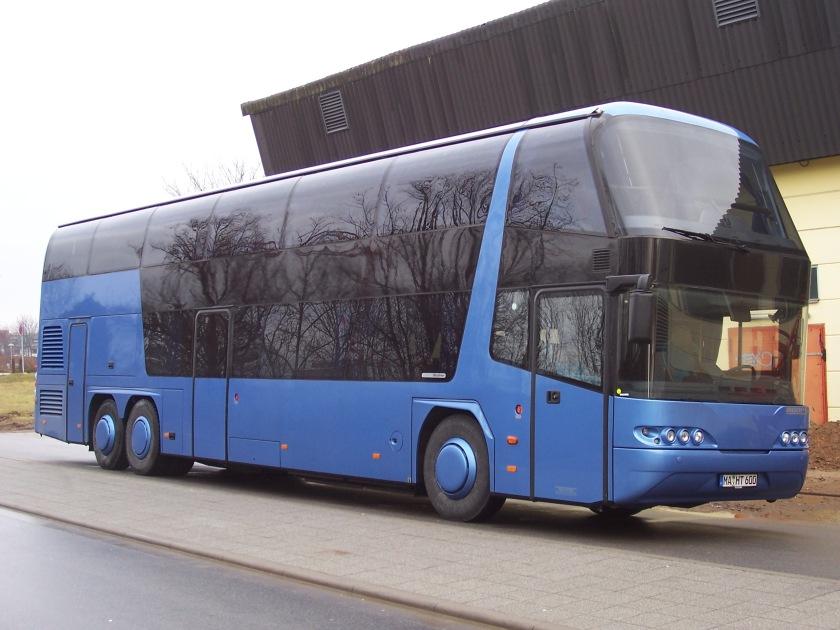 1994 Neoplan Doppelstockbus Viernheim 100