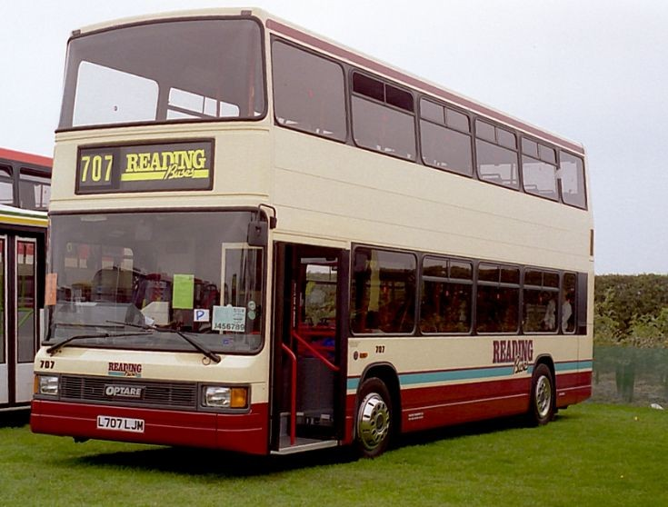 1994 Optare Spectra with H46-28F body