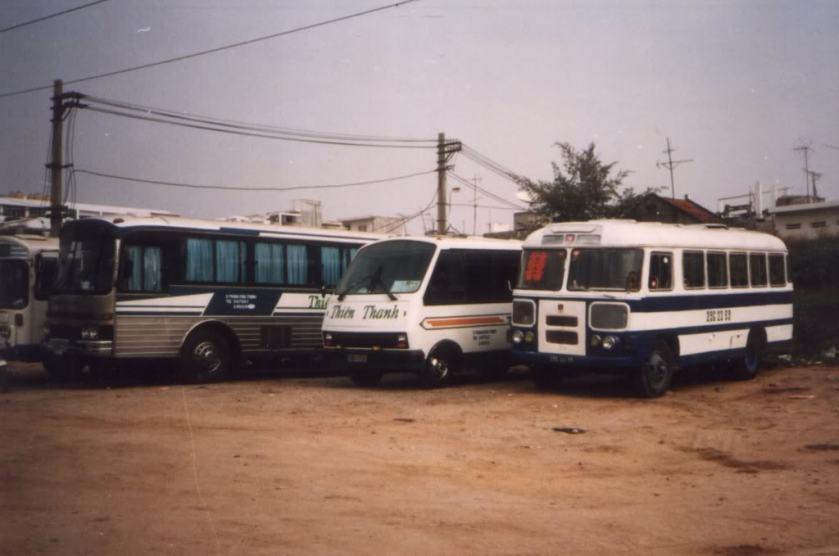 1995 PAS  PAZ-672  PAZ-3201 - HaNoi