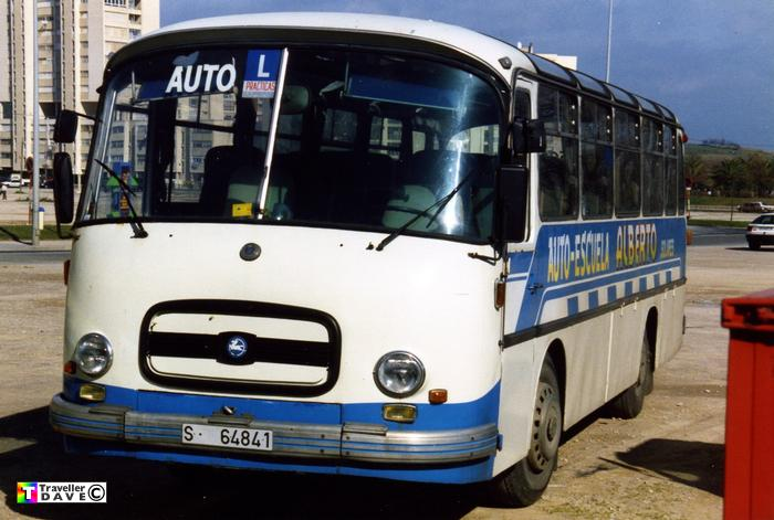1996 Pegaso s6484i